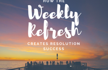 weekly refresh